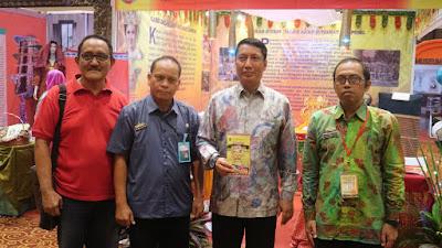 Pjs. Gubernur Didik Kunjungi Anjungan Lampung di TMII Jakarta