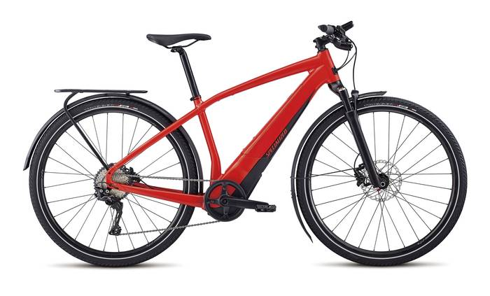 Vado modelo Specialized e-bike