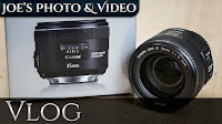 Canon EF 35mm f/2 IS USM Lens - Unboxing & First Thoughts
