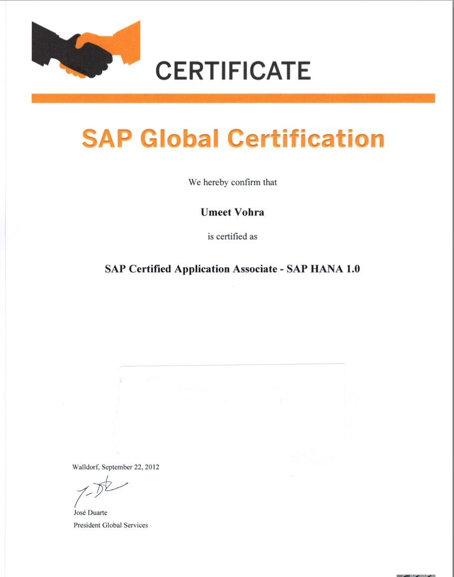 Sap hcm Certification questions