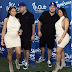 Blac Chyna flaunts pregnancy curves as she co-hosts event with Rob Kardashian