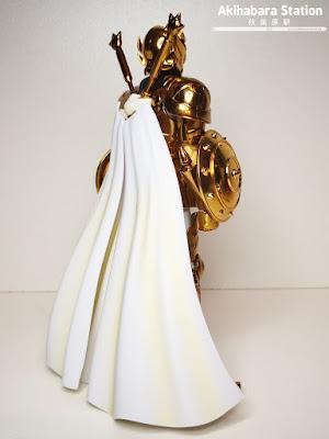 Saint Cloth Myth EX Libra Dohko OCE + Roshi de Saint Seiya - Tamashii Nations