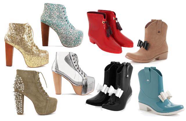 Model merk sepatu wanita terkenal dan bagus terbaru