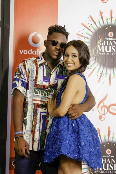 I am not sure of being friends with sister Derby- Medikal