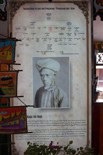 Raja Ali Haji, Pahlawan Nasional Pencipta Gurindam 12
