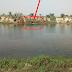 अल्हागंज - शौच को गया युवक बना मगरमच्छ का शिकार