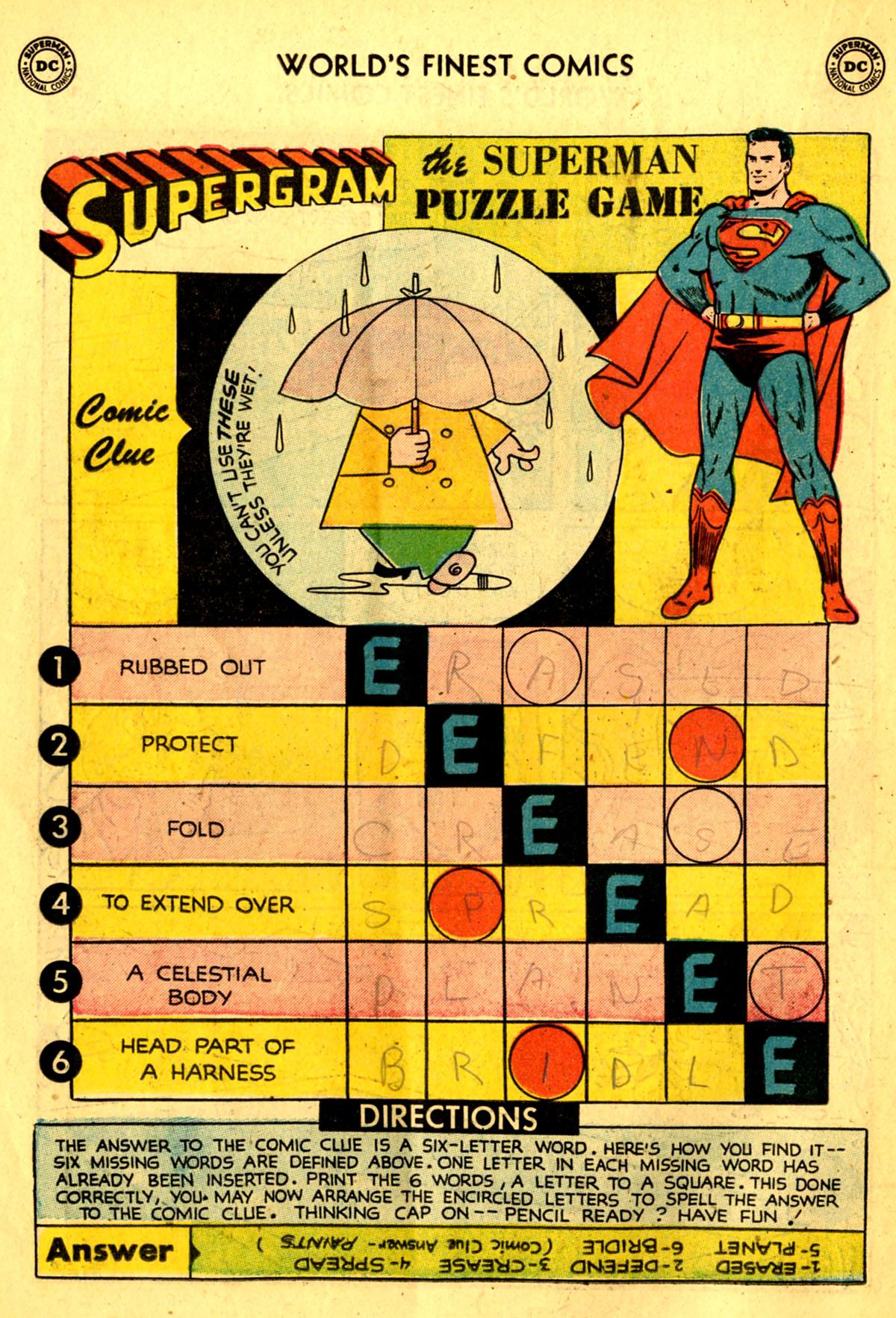 Read online World's Finest Comics comic -  Issue #76 - 18