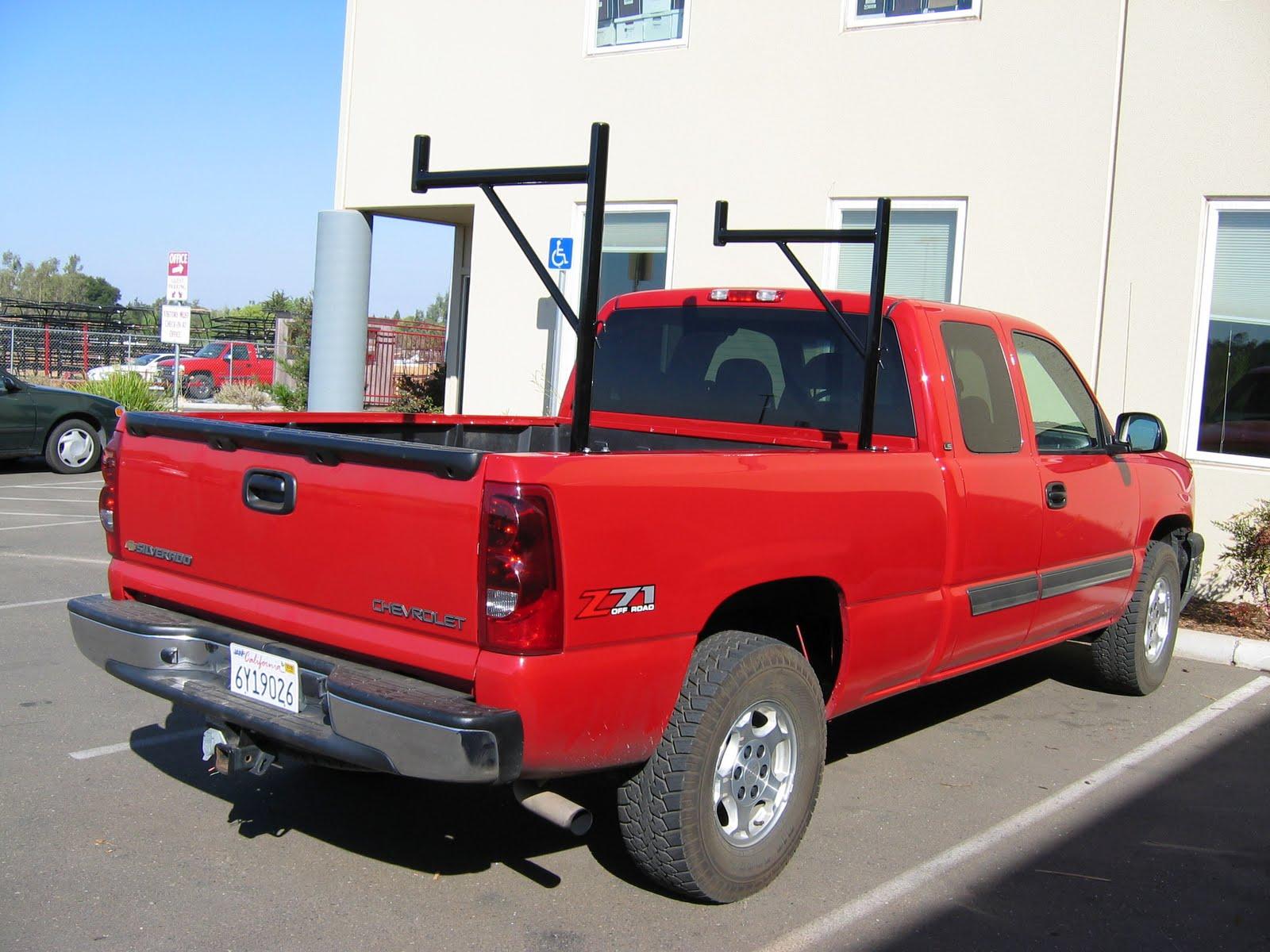Rack-it Truck Racks: The Ladder Pro Rack