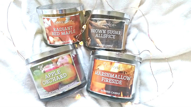 essence candles