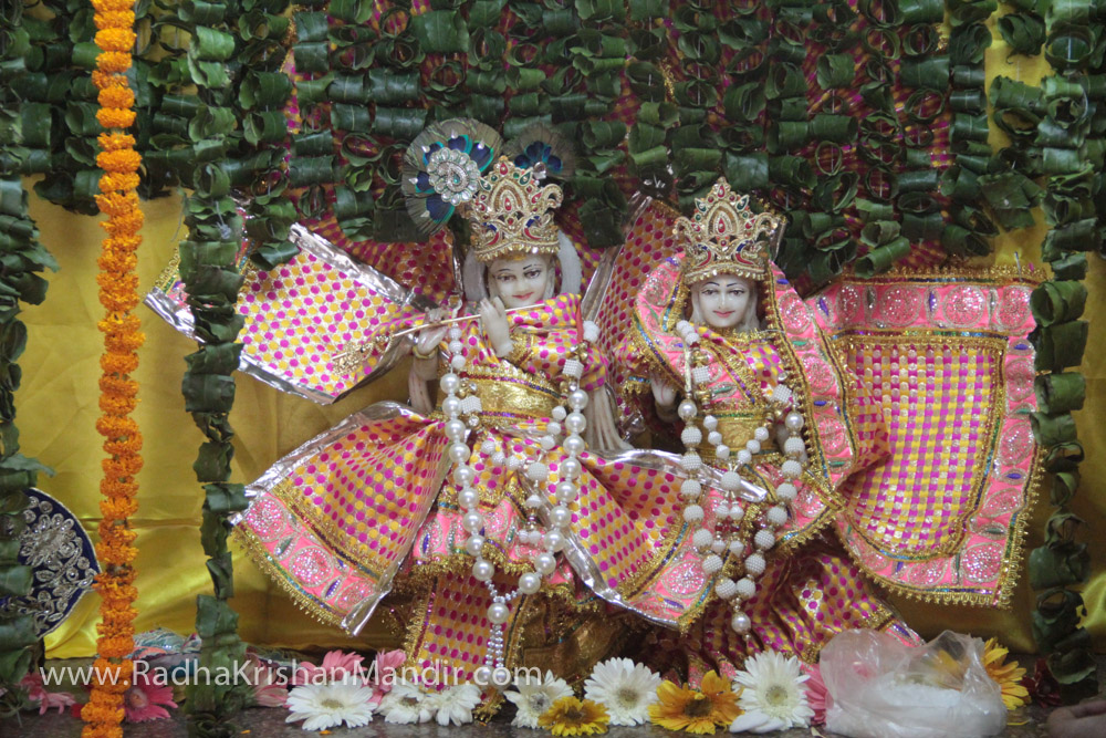 hari krishna temple