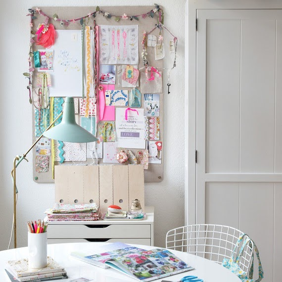 The paper boutique for Home design vision board