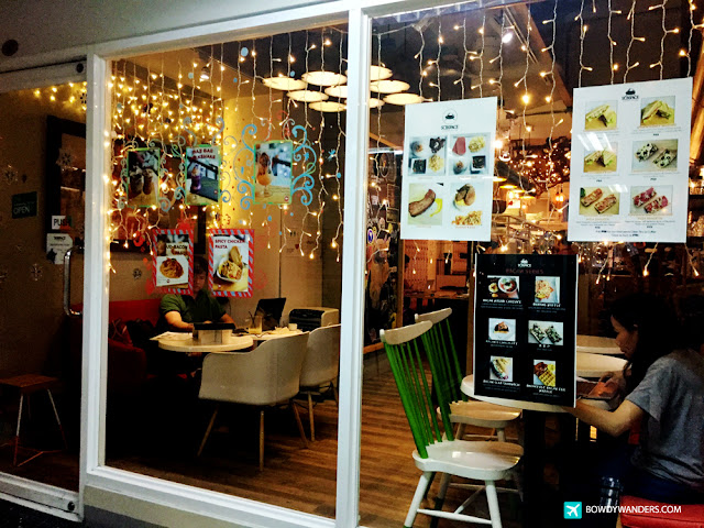 bowdywanders.com Singapore Travel Blog Philippines Photo :: Philippines :: The Subspace Coffee House: Ortigas' Soul-cool Korean Cafe