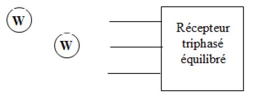 wattmetre triphase