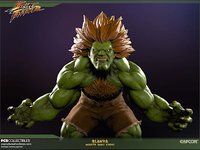 Blanka della Pop Culture Shock