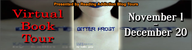 Blog Tour: Bitter Frost by Kailin Gow *Promo*