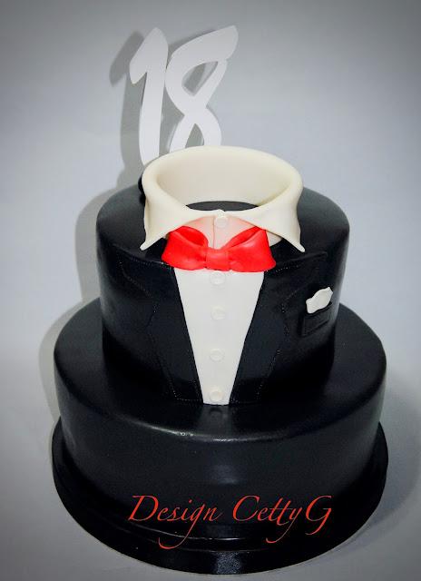 Le Torte Decorate Di Cetty G 18 Compleanno Chic
