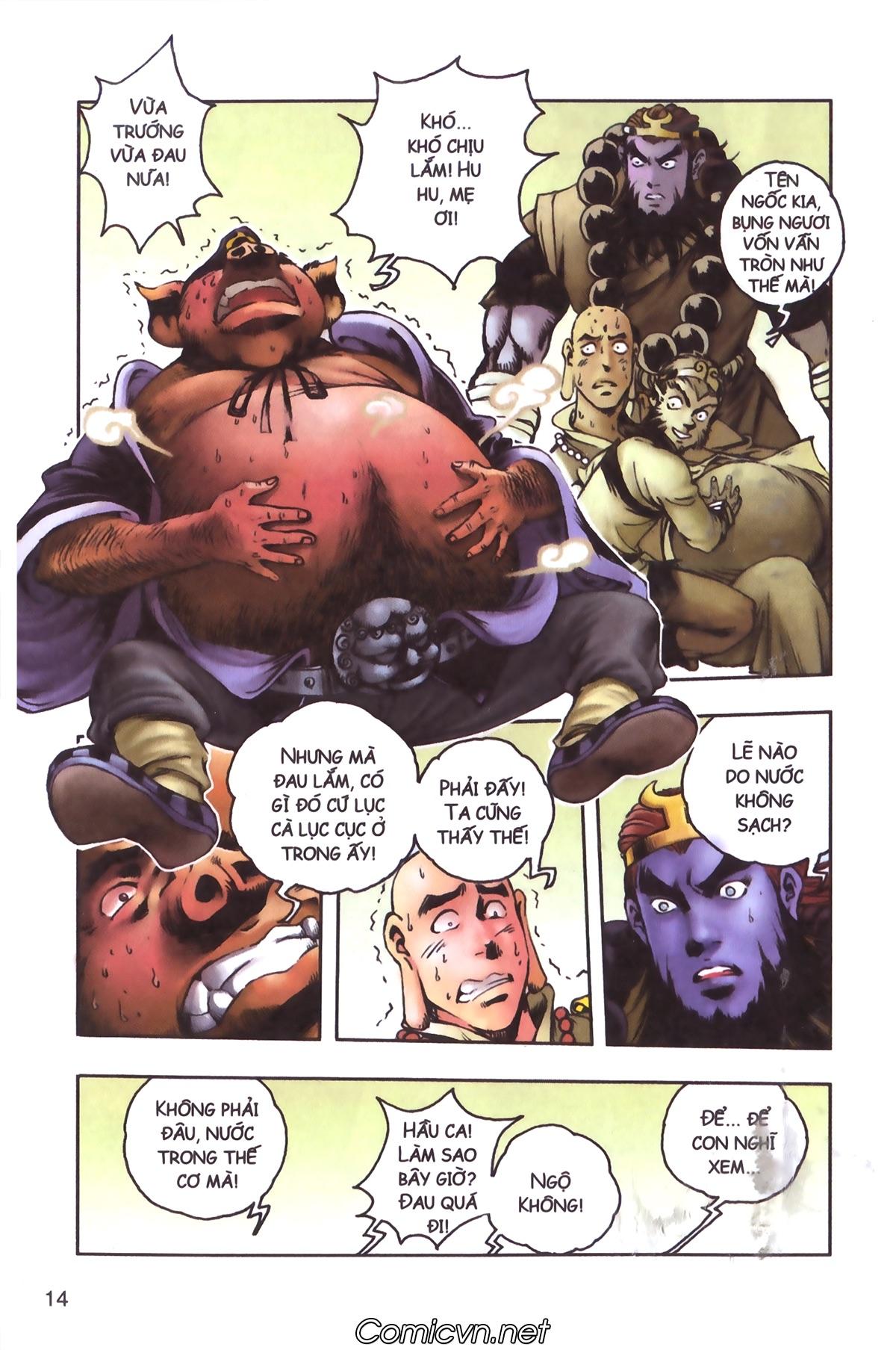 Tây Du Ký màu - Chapter 96 - Pic 12
