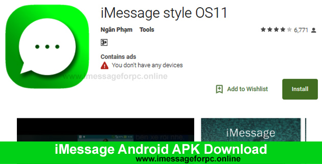 Imessage for android:how to user imessages on android phones [2017.