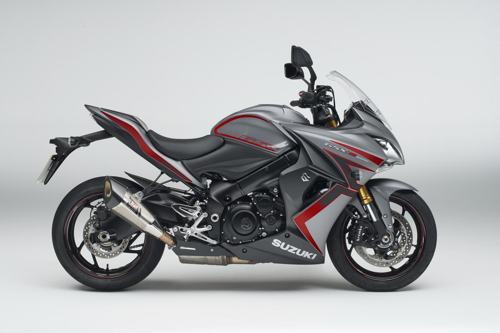 Suzuki công bố phiên bản Yoshimura GSX-S1000 đặc biệt