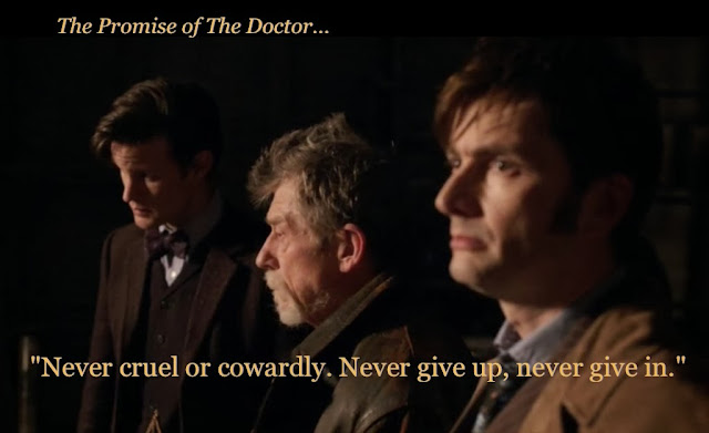 doctor who, the day of the doctor, the promise, war doctor, tenth doctor, eleventh doctor
