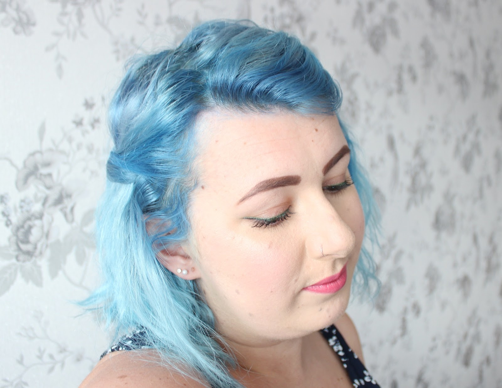 l'oreal colorista aqua hair review