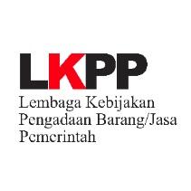 Logo Lembaga Kebijakan Pengadaan Barang/Jasa Pemerintah