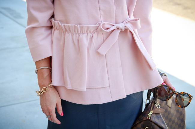 nordstrom anniversary sale halogen pink coat
