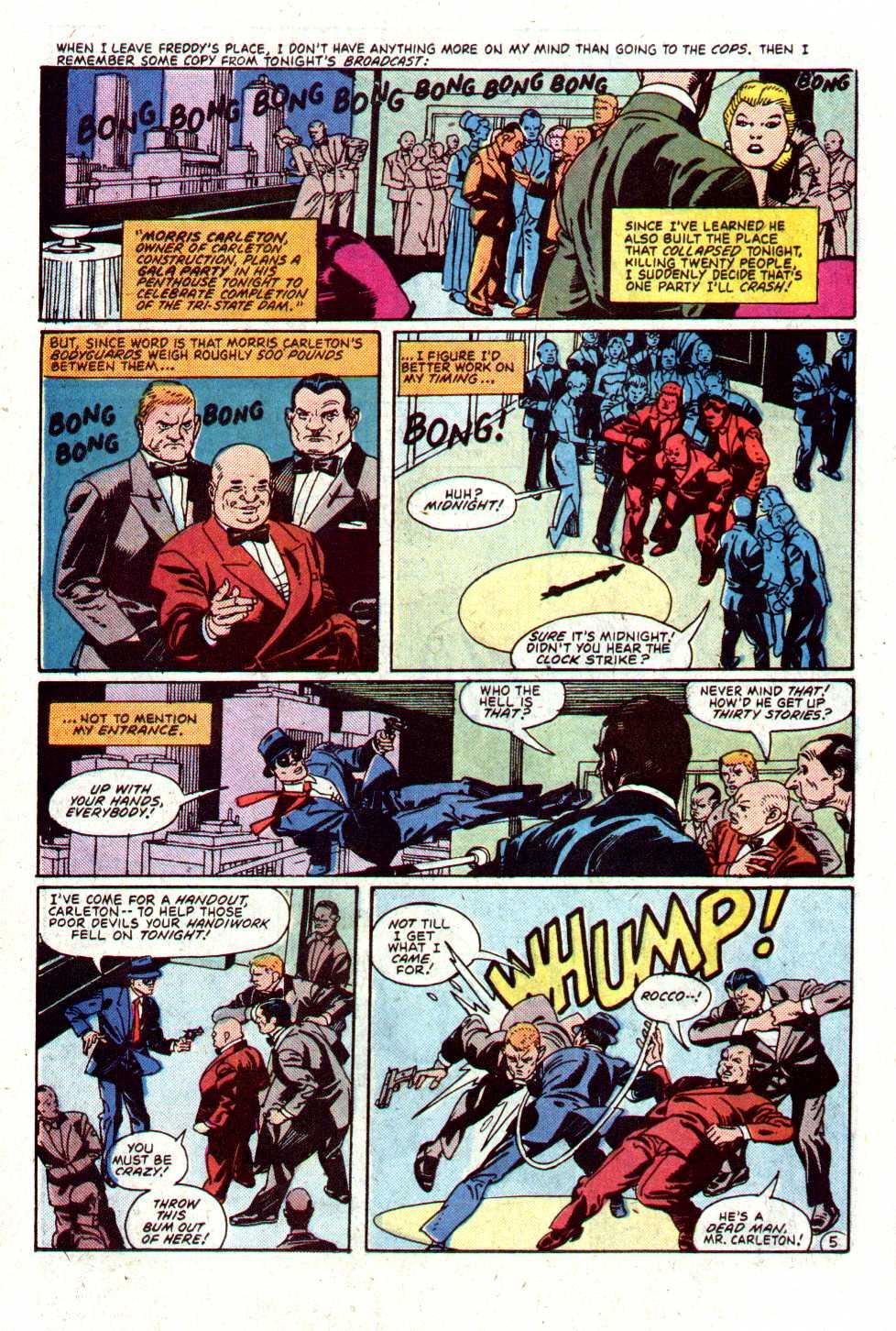 Read online Secret Origins (1986) comic -  Issue #28 - 27