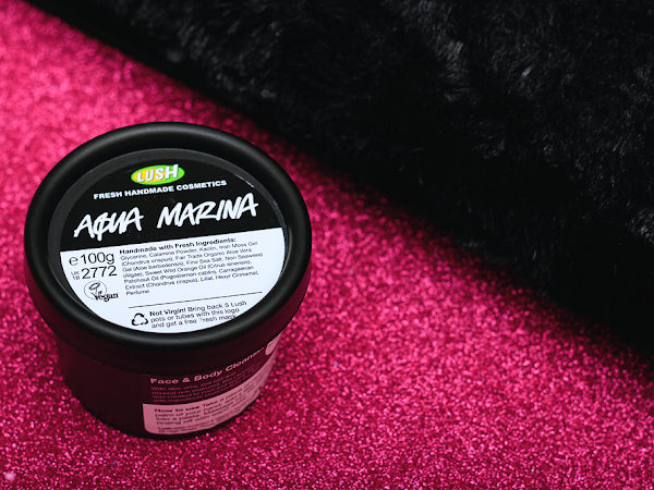 REVIEW: LUSH Aqua Marina