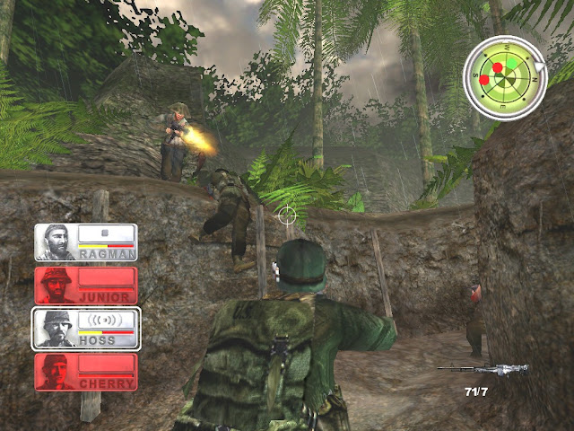 Conflict Vietnam PC Download Full Version Gameplay 1