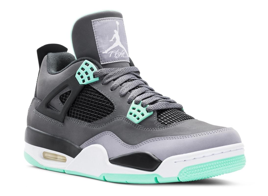c120fd71fc97 SneakerTripScandinavia  Air Jordan 4 Glow Green