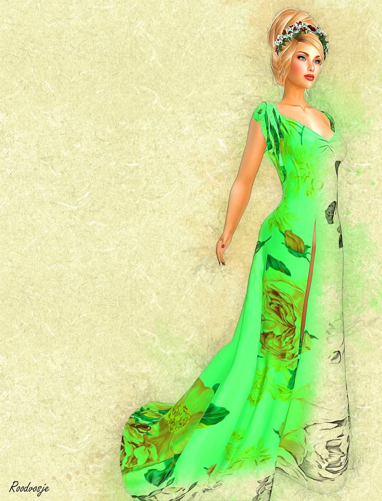 GO DUTCH !: Gown Galore