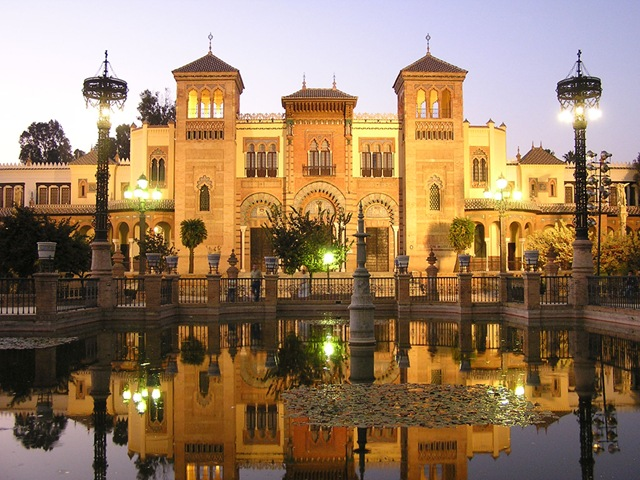 Sevilla beautiful Spanish city break European holiday weekend destination