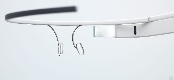 Google Glass Wide clean Image: Intelligent Computing