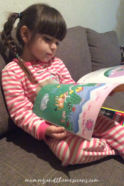 5 Essential Rules For Raising Bilingual Children - Girl Reading A Picture Book