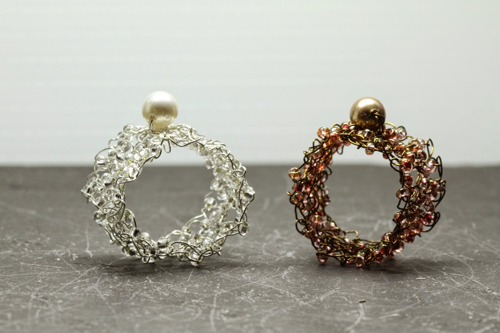 knitted pin pinterest ring rings