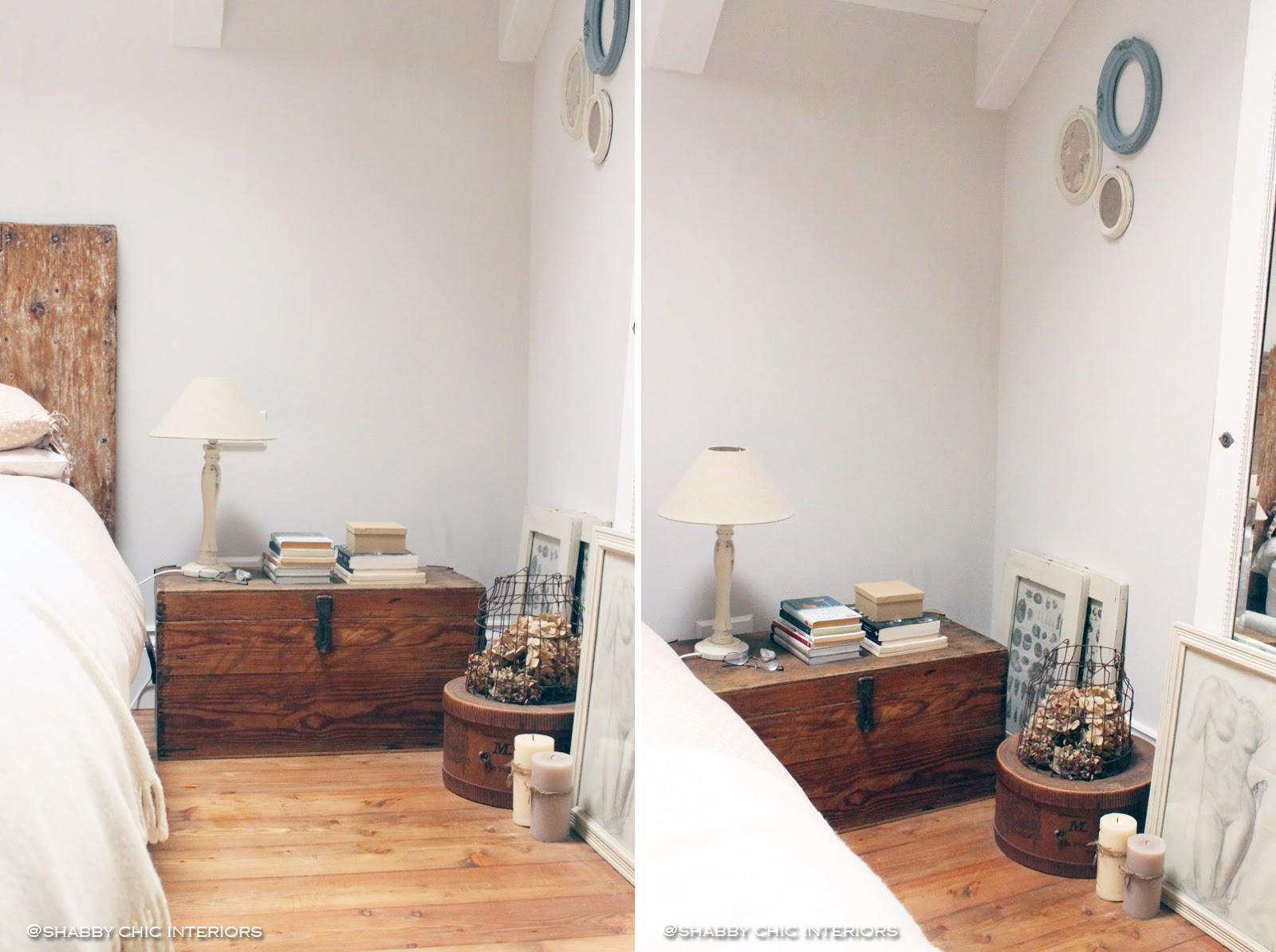 Un comodino per ogni evenienza - Shabby Chic Interiors