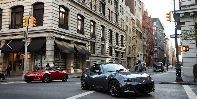 Mazda MX-5 Miata RF Edición de Lanzamiento