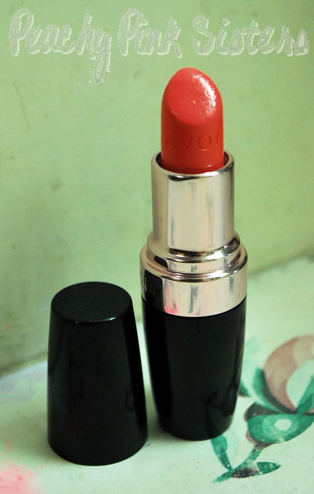 Peachy Pink Sisters: Avon Ultra Moisture Rich Rose