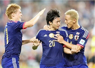 アジアカップ 日本代表ベスト8