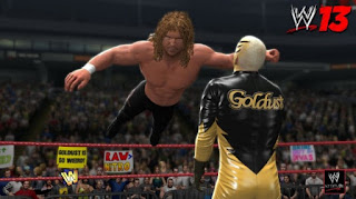 WWE 2k13 pc game wallpapers images screenshots