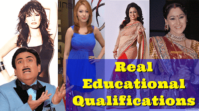 Anis Khan: Educational Qualifications of Taarak Mehta Ka