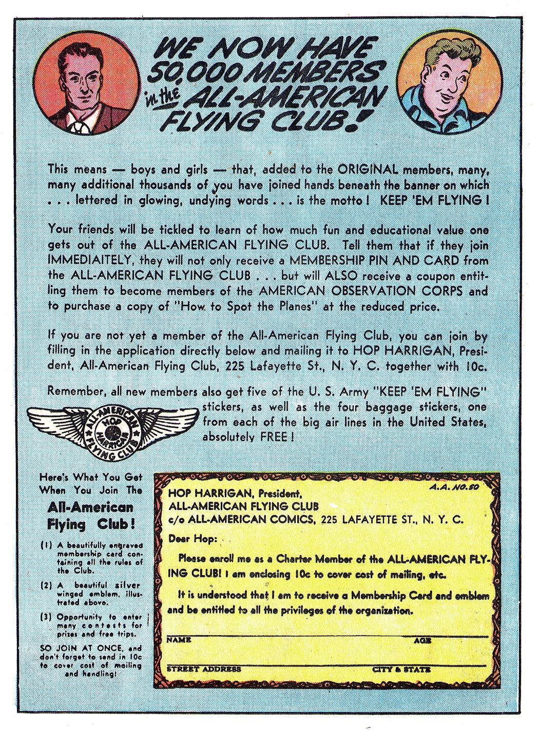 Read online All-American Comics (1939) comic -  Issue #50 - 33