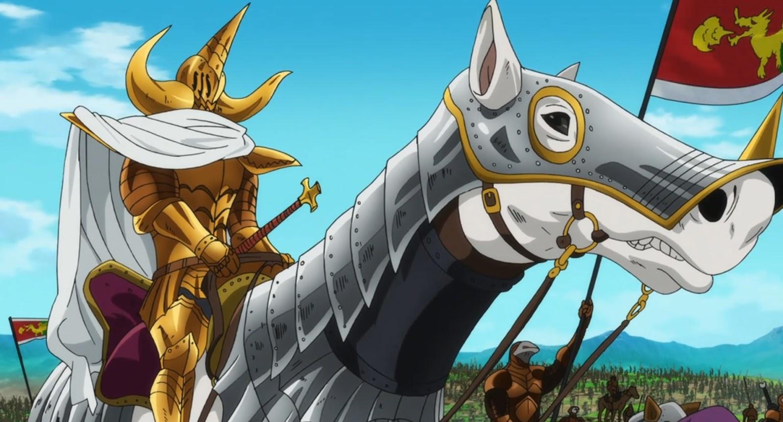 Nanatsu no Taizai – Episódio 16