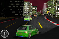 Here is a #RacingGame by #InsaneHero by the name of #NightDrivin!