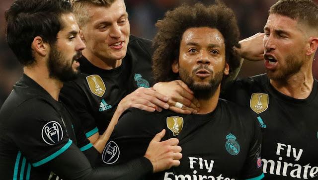 Un autre cadre du Real manquera le match retour face au Bayern
