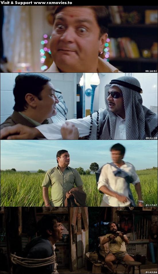 Bheja Fry 2 (2011) Hindi 720p HDRip 900mb