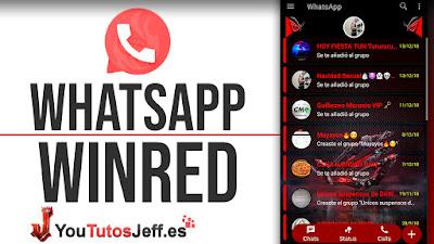 como descargar whatsapp winred
