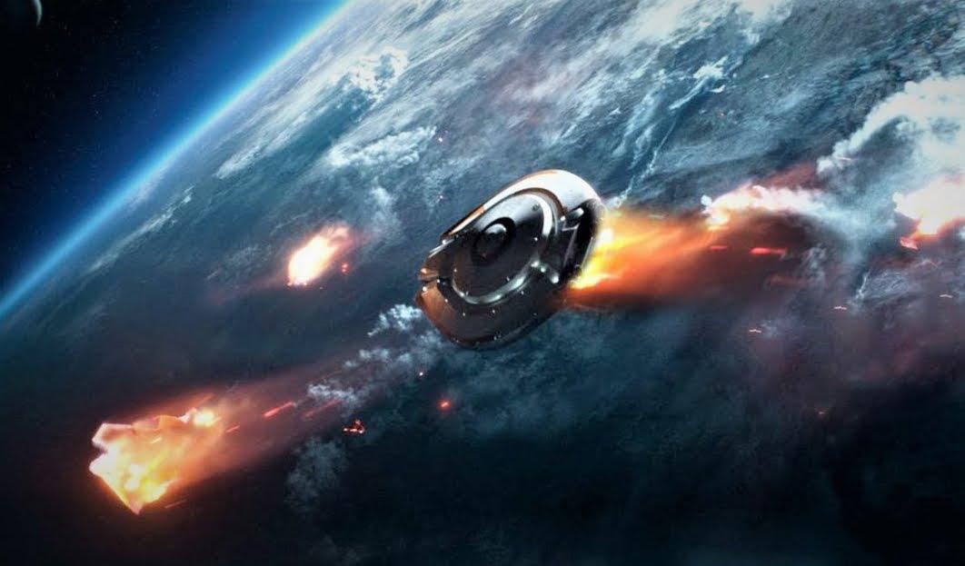 Mistero in atmosfera: Forse non era un meteorite ma una astronave aliena.