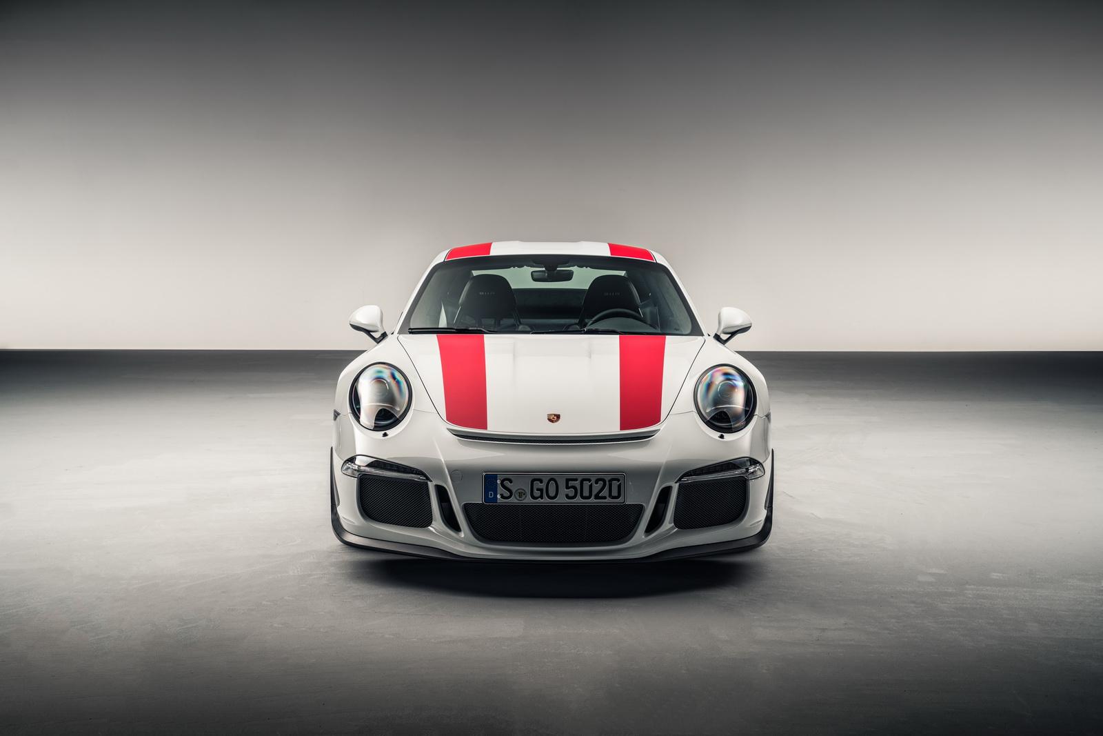 Porsche 911r S Already Fetching Seven Times Starting Price